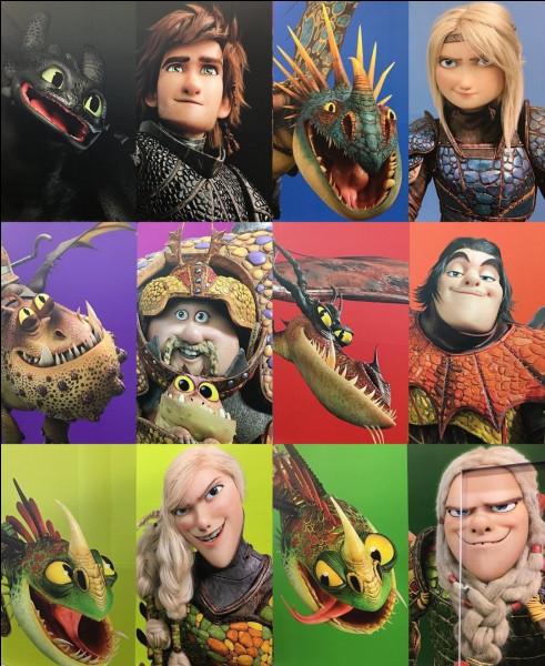 Comment s'appellent les dresseurs de dragons ?