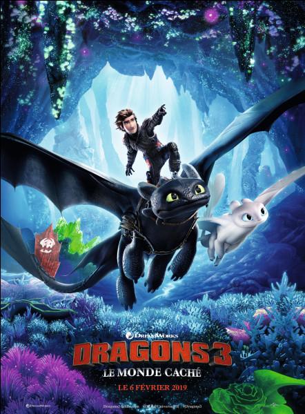 Quand est sorti ''Dragons 3'' ?