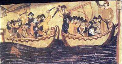 Cette bataille navale, en mer Tyrrhénienne au large de Livourne, a opposé, le 6 août 1284, les Républiques maritimes de Gênes et de Pise. Pise, vaincue, perd sa place de puissance navale méditerranéenne majeure, ainsi que de puissance en Toscane.