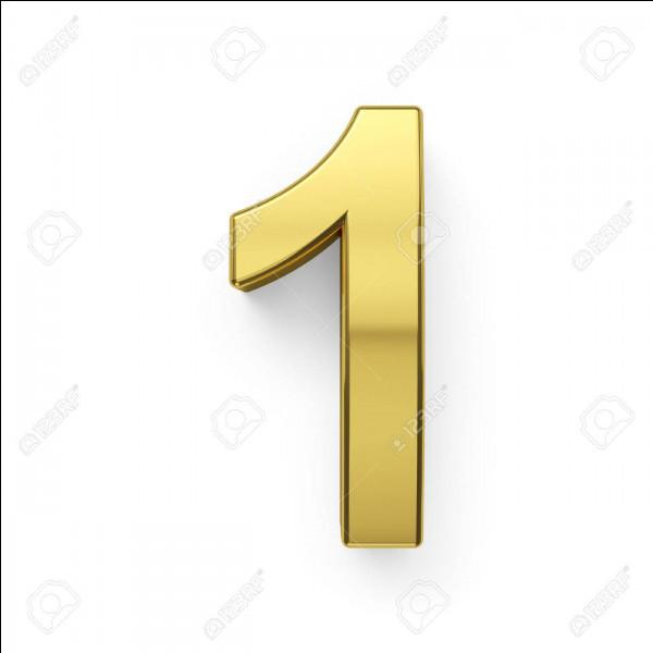 1 est-il un nombre premier ?