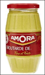 Quelle est la ville de la moutarde ?