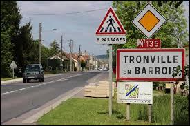 Nous terminons notre balade dans le Grand-Est, à Tronville-en-Barrois. Village de l'agglomération de Bar-le-Duc, il se situe dans le département ...