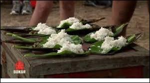 On te demande ton avis sur la gestion des 3 kilos de riz, que vas-tu dire ?