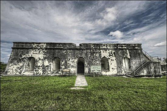 Culture – Comment se nomme ce fort ?
