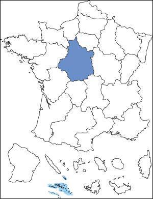 Comment s'appelle le territoire en couleur ?