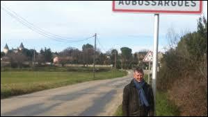 Village Gardois, Aubussargues se situe dans l'ex région ...