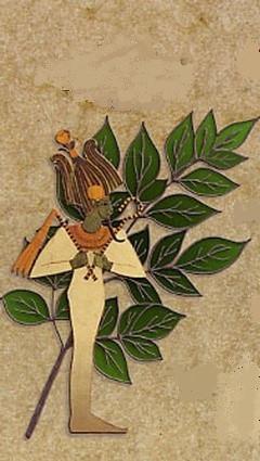 Flore dans l'Egypte ancienne