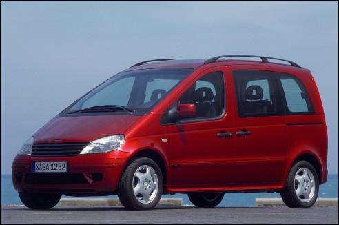 Autre manière de voir le véhicule à vocation familiale, ce ludospace souffre d'un design qui a mal vieilli en une vingtaine d'années. Comment s'appelle ce ludospace ?