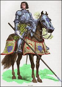 Qui est ce bon chevalier sans peur et sans reproche, mort en 1524 ?