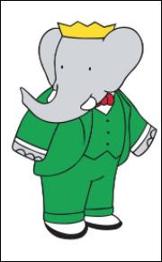 Qui est cet éléphant de fiction, héros de la littérature enfantine ?