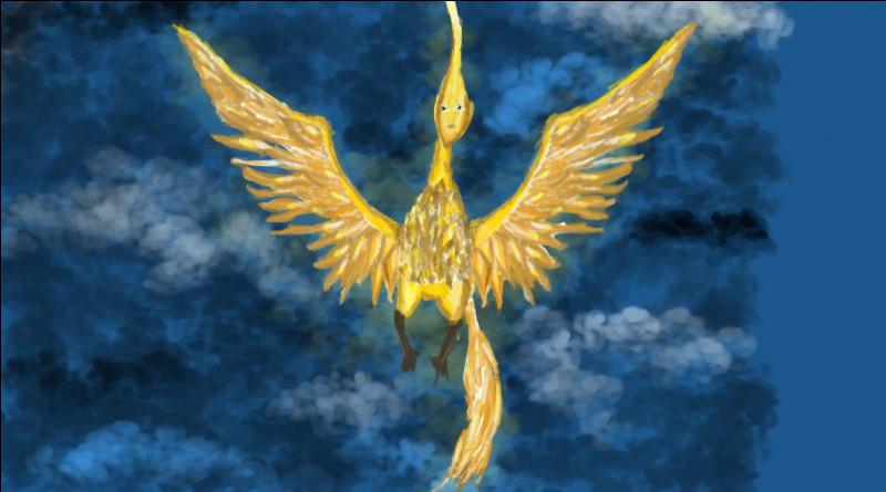 Phoenix est une ville du sud-ouest des États-Unis, capitale de l'Arizona. Le phénix est un oiseau légendaire, il est complètement en feu. Parmi ces pouvoirs lequel appartient au phénix ?