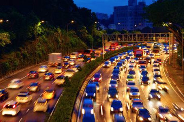 Circulation routière à droite ou à gauche