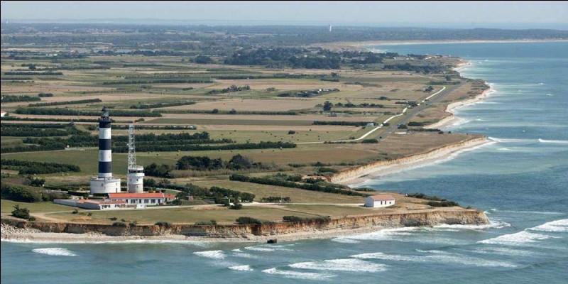 En Charente-Maritime, trouvez-moi la deuxième plus grande île de France métropolitaine.