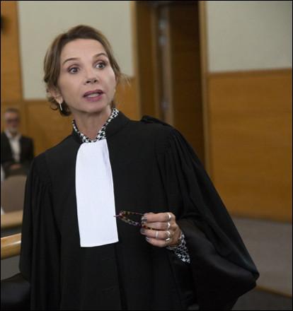 Dans quel téléfilm, diffusé le 12 septembre 2017, l'avocate est jouée par Victoria Abril et son client Kevin Leroy est joué par Paco Boublard ?