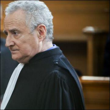 Dans quel téléfilm, diffusé le 4 octobre 2016, l'avocat est joué par Daniel Prévost et son client Philippe Moreau est joué par Nicolas Gob ?
