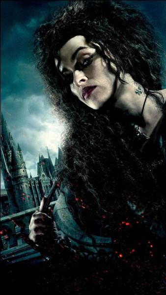 Bellatrix Lestrange et Lord Voldemort ont eu 1 enfant, comment s'appelle-t-il ?