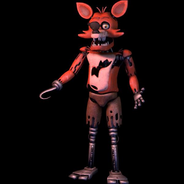 Quelle est la spécificité de Foxy ?