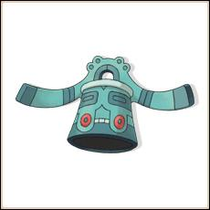 Dans quelle version ce pokémon est-il apparu pour la première fois ?