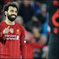 Dans quel club de football Mohamed Salah joue-t-il ?
