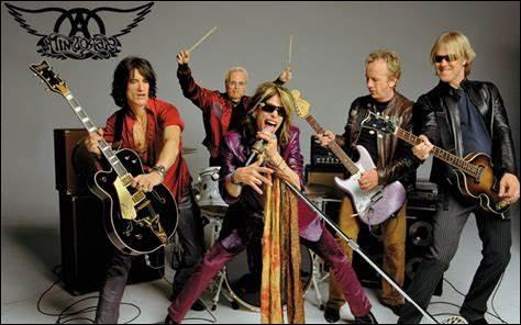 """Ce groupe de rock américain a été formé à Boston en 1970 et est toujours actif. Il a été intronisé au """"Rock and Roll Hall of Fame"""" en 2001. L'une de leurs plus célèbres chansons est """"Dream On"""", enregistrée et sortie en 1973."""