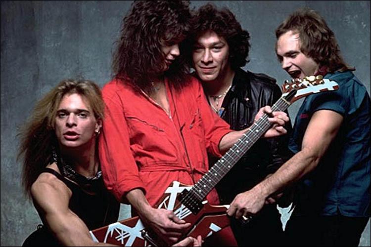 Ce groupe de hard rock américain est actif depuis 1972. Il a été formé par les frères Van Halen. L'un des deux frères, Eddie, le guitariste du groupe, est mort récemment (le 6 octobre 2020).