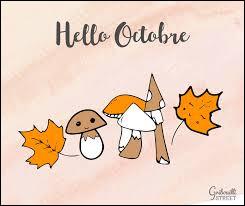 Quel mois viens après octobre ?