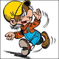 """Quel est le nom de ce personnage de la bande dessinée """"Boule et Bill"""" ?"""