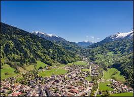 Quel est le nom de cette petite rivière française de Haute-Savoie ?