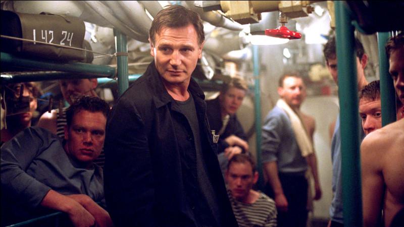 """K-19 : Le Piège des profondeurs"""" est un film joué par Harrison Ford."""