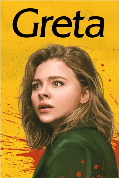 """""""Greta"""" est un film interprété par Isabelle Adjani."""