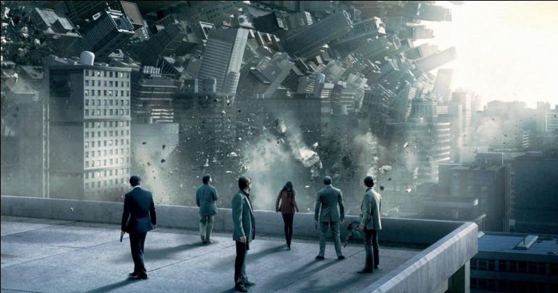 """""""Inception"""" est le titre d'un film interprété par Leonardo DiCaprio."""