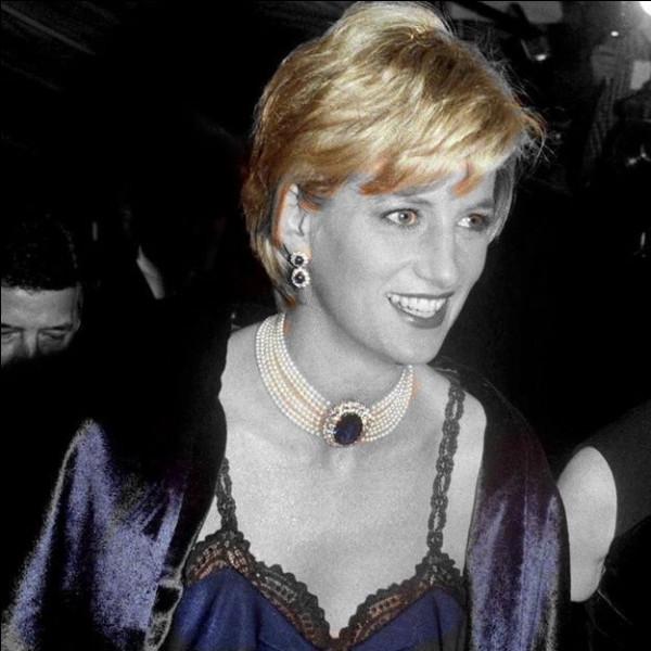 Quel était le nom de jeune fille de Lady Diana, dite Lady Di ?