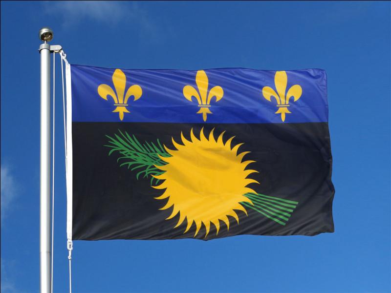 Voici mon drapeau.