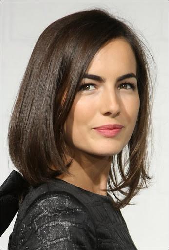 Identifiez cette actrice.