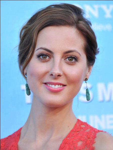 Connaissez-vous cette actrice ?