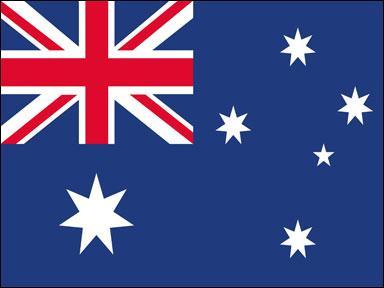En Australie, le drapeau est composé de l'Union Jack. Que représentent les cinq plus petites étoiles dont le motif se retrouve sur les bannières de Nouvelle-Zélande et Papouasie-Nouvelle-Guinée ?