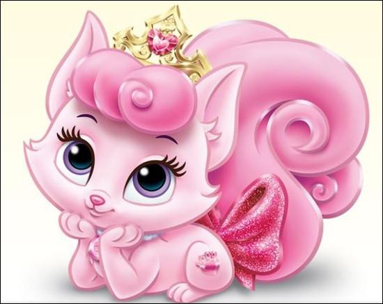 Qui est, en réalité, ce magnifique chat rose ?