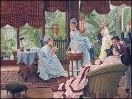Qui a représenté cette scène dans une salle du conservatoire ?