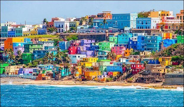 Quelle est la capitale de Porto-Rico, cette dépendance états-unienne antillaise ?