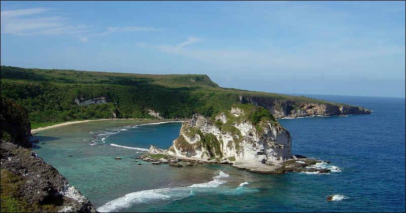 Quelle est la capitale des îles Mariannes du Nord, dans l'océan Pacifique ?