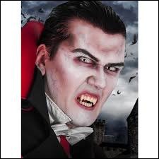 """Comment dit-on """"un vampire"""" en anglais ?"""