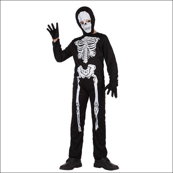 """Comment dit-on """"un squelette"""" en anglais ?"""