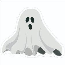 """Comment dit-on """"un fantôme"""" en anglais ?"""
