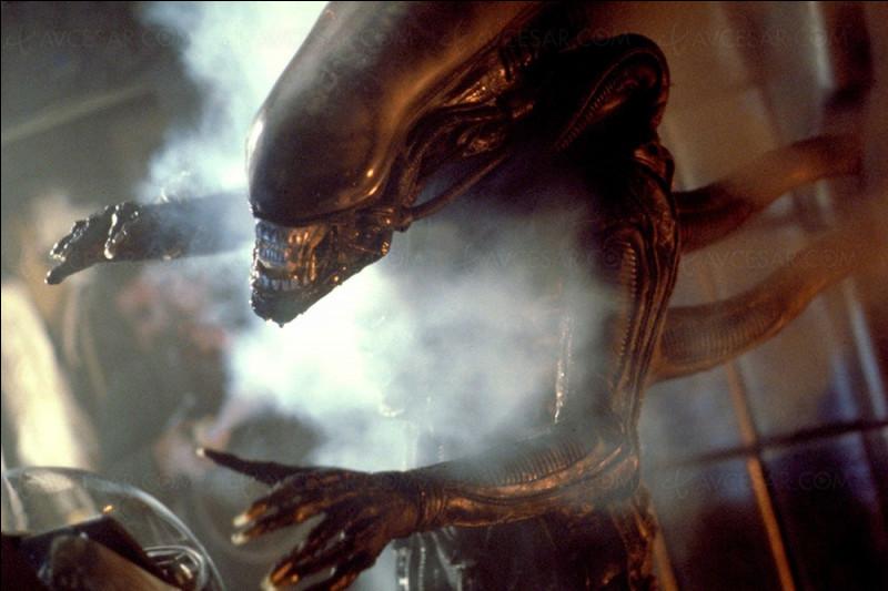 Qui a réalisé ''Alien le huitième passager'' ?