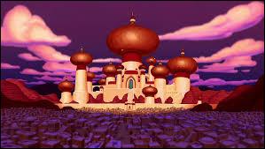 La palais Taj Mahal a inspiré un film de Disney, lequel ?