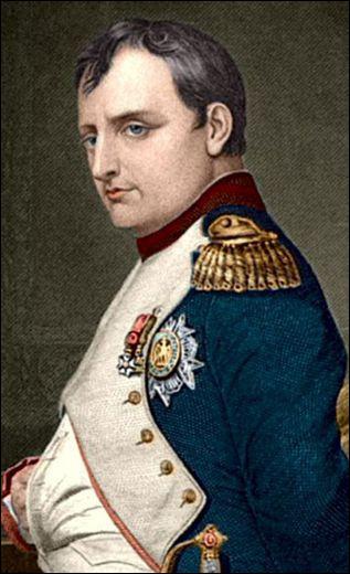 Quel est le nom complet de Napoléon 1er ?