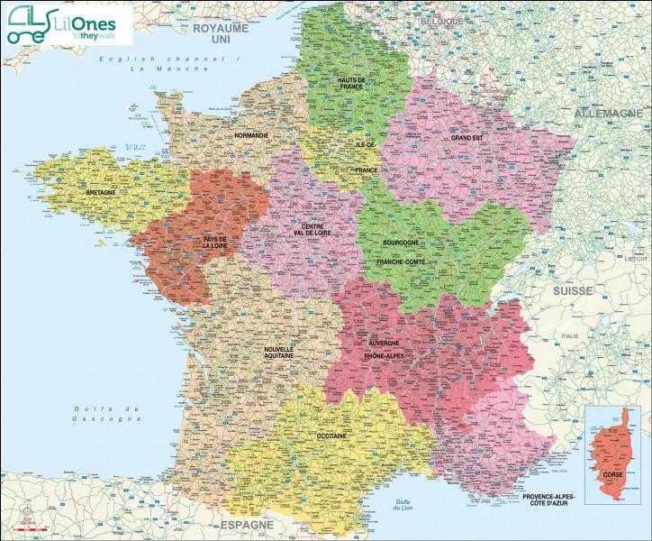 Dans quelle ville est né Napoléon 1er ?