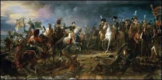Laquelle de ces batailles napoléoniennes s'est soldée par une défaite de l'Empire français ?