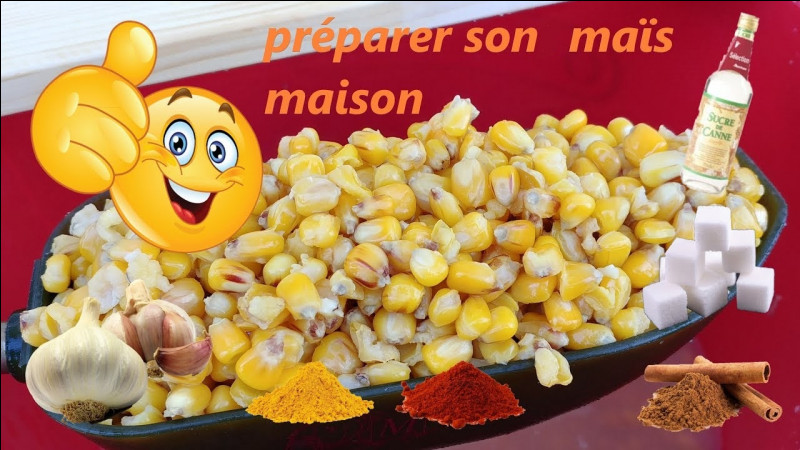 Protéine du maïs :