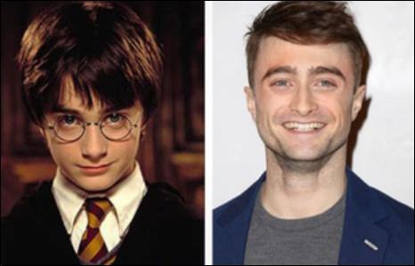 Les personnages Harry Potter VS leurs acteurs